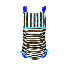 2015 Top Quality Cover Up One Piece Custom printed high cut teen swimsuit