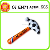 promotion pvc inflatable hammer toys,inflatable cheering hammer