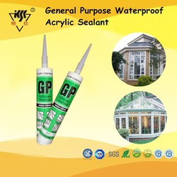 General Purpose Waterproof Acrylic Sealant