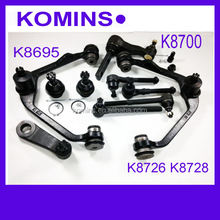 K8695 SUSPENSION IDLER ARM K8700 CONTROL ARM K8726 K8728 F150 F250 NAVIGATOR EXPEDITION 2WD BALL JOINT