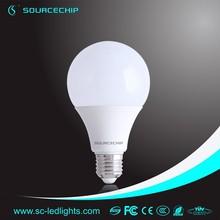 OEM /ODM house AC 240V 12 watt led e27 manufacturer