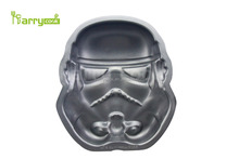 Non-stick Carbon Steel Mask Cake mould