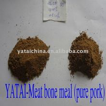 Meat and bone meal (protein feed )