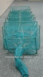 PE long trap fishing shrimp cage/fyke