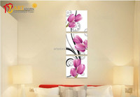 Popular 3 PCS Canvas Modern Texture Decorative Modern Wall Paintings