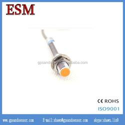 NPN type Inductive Proximity Sensor flush with 1mm sensing distance PXI12NB Proximity Sensor low cost