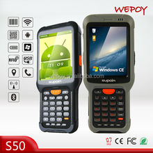 Verified alibaba manufacturer IP67 WIFI 3G GPS rugged android phone with nfc