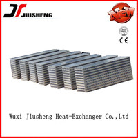 Good Quality Aluminum Bar Plate Turbo Intercooler Core