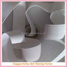crochet plain elastic tape waistband material