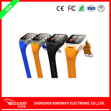 Customize Android 4.2 Bluetooth 4.0 Smart watch Heart rate monitor 3G phone calling Water resistant smart watch