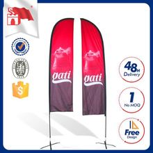 Latest Designs Promotional Swing Flags For Swing