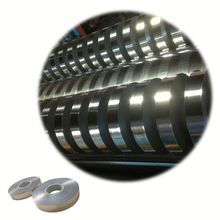 colored single/double sided hot melt aluminum foil tape mylar/ hot melt aluminum foil tape mylar for coaxial cable alibaba china