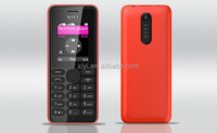 1.8inch big speaker soloking mobile phone 108 cheap price celulares Metal boby special phone