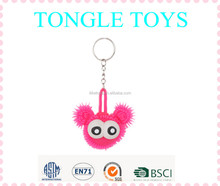 Factory wholesale custom made key chain high quality cheap Micky key ring