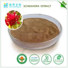 Low heavy metals residues schisandra extract for health care schisandra extract