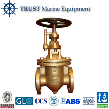 Marine hydrant steel stem gate valve