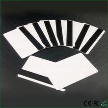 blanca pvc tarjeta de 2014 bueno precio con la tarjeta de id/vip/acceso de puerta