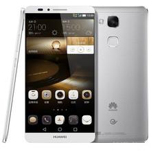 original 6.0 inch 2GB RAM 16GB ROM 13MP Hisilicon Kirin 925 EMUI 3.0 4G LTE Huawei Ascend Mate 7 phone