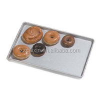 Moulded Aluminum display food tray aluminum