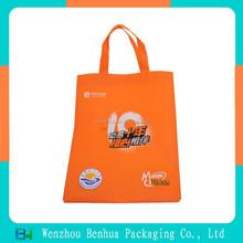 Nonwoven 80g shopping bag promotion bag