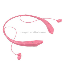 China Mobile Accessories Factory Bluetooth Headphones Cheap Price Neckband/ Sport/ Wireless/ Music/ CSR 4.0/ HBS-902
