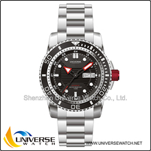 High quality custom LOGO automatic watches with stainless steel case UN4230-1
