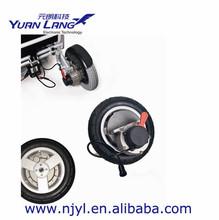 Motor de corriente continua motor de cubo sin escobillas