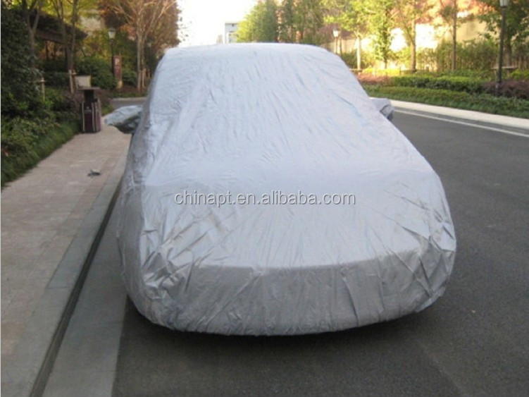 Folding PEVA Car Cover