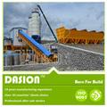 hzs120 cinturón transportador de concreto premezclado planta de procesamiento por lotes