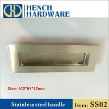 Excellent Stainless Steel Glass Door Handle and Knob Supplier