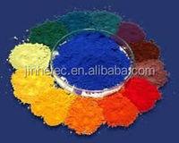 iron oxide cosmetic grade,titanium dioxide,zinc oxide,metal pigment,inorganic pigment