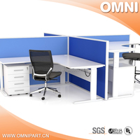 Hot Selling 2015 wooden executive office table design