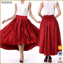Wholesale Elegant Long Skirts Wholesale Maxi Skirt Women Formal Long Skirt Suit