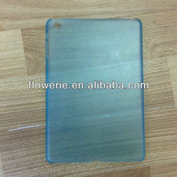 FL3373 Guangzhou high quality Ultra Thin Slim 0.5mm Frosted Hard Back Case Cover for ipad mini