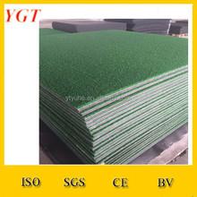 Golf Putting Mats Manufacturer High quality artificial turf for polyester golf grass mat