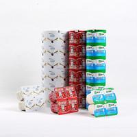 JC sachet packaging film yogurt bowls cover heat sealing roll film,packaging for yogurt