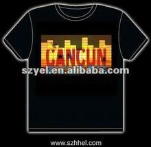 2012 el dancing t-shirt