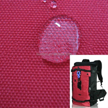 Waterproof Polyester Backpacks Fabric with coating