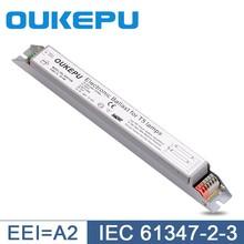 OEM high power factor 230V/130V t5 14w electronic ballast