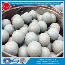 Good quality forged grinding mill balls for copper and gold grinding