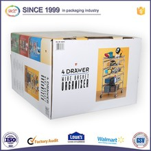 Beautiful Designed Environmental Recyclable Packaging Printing Paper Box Manufacturer