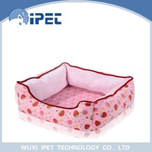 2015 Fasionable comfortable eco-friendly pet sleeping bed for small animals