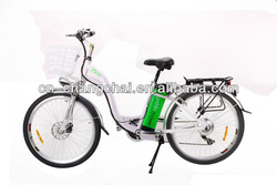 36V with V brake lever mountain bicycle motor fat tire kit
