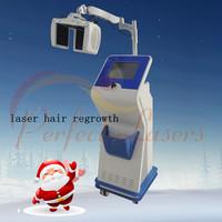 new machine 2015 670nm Diode Laser Cap Hair Regrowth Machine