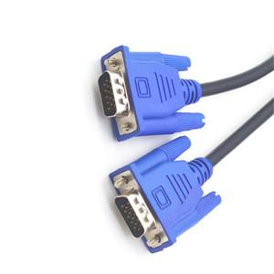 Подгонянный кабель данных расширения монитора ПК vga 25 ft