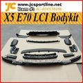 x5 e70 lci rendimiento kits del cuerpo para bmw