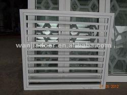 aluminium sun louver window frames from china manufacturer