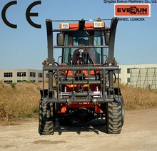 EVERUN China Floating Seal tyres for wheel loaders skid steer