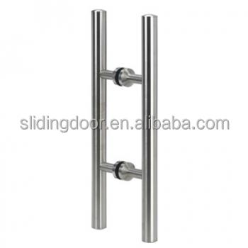 Aluminum Door Handle For Glass Door Made In China Buy Aluminum