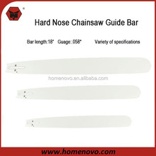 """China Manufacturer Competitive Price 18"""" .058"""" Top Quality Guide Bar Spare Parts For Chainsaw"""